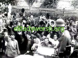 Ukraincy-powitanie-niemcow-300x223 Walka z UPA
