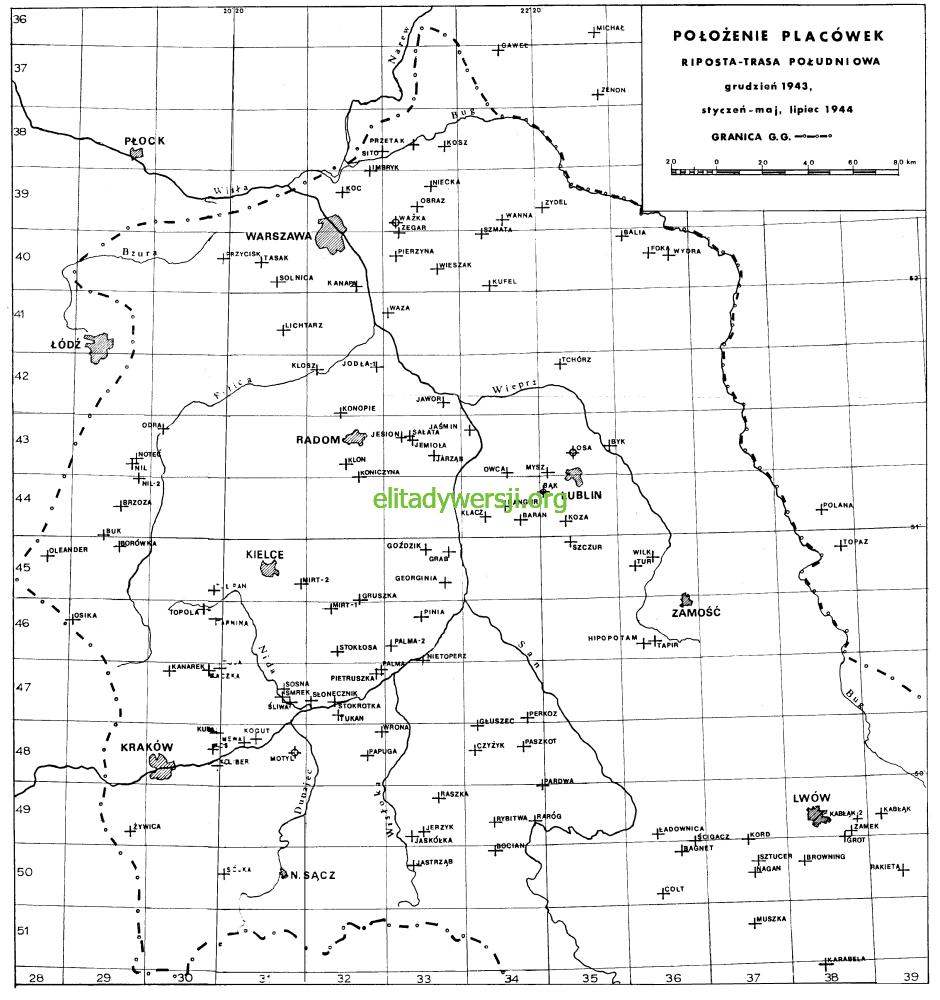 03-mapa-placowki-riposta-pd Zrzuty - 1943 / 1944