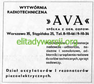 AVA-Wroclaw-1937-300x268 Tadeusz Heftman - konstruktor