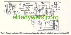 radiostacja_a1_schemat-300x148 Tadeusz Heftman - konstruktor