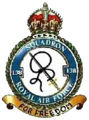 138-SDS-RAF Stanisław Kłosowski - pilot