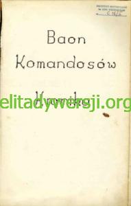 Baon-Komandosow-191x300 Nie tylko Cichociemni...