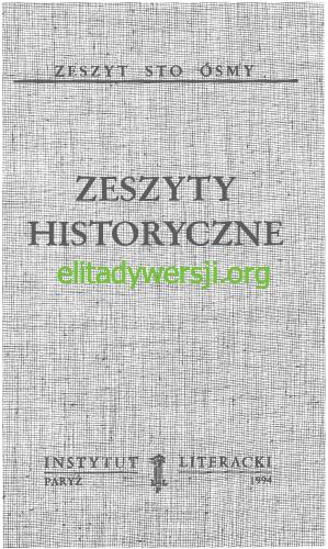 ZH-1994-109 Publikacje
