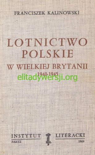 Kultura-Lotnictwo-PL-w-GB-1940-1945_ Publikacje