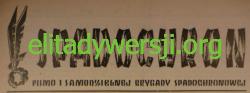 1-SBS-pismo-250x93 1 Samodzielna Brygada Spadochronowa