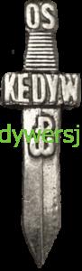 Kedyw-91x300 Tadeusz Runge - Cichociemny